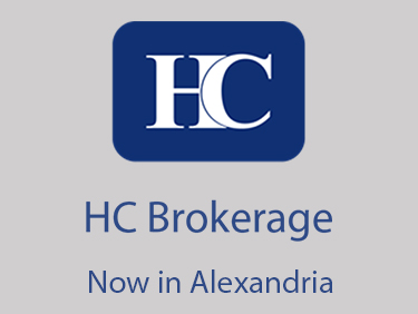 HC Brokerage stepped in 2021 with a new branch in Alexandria